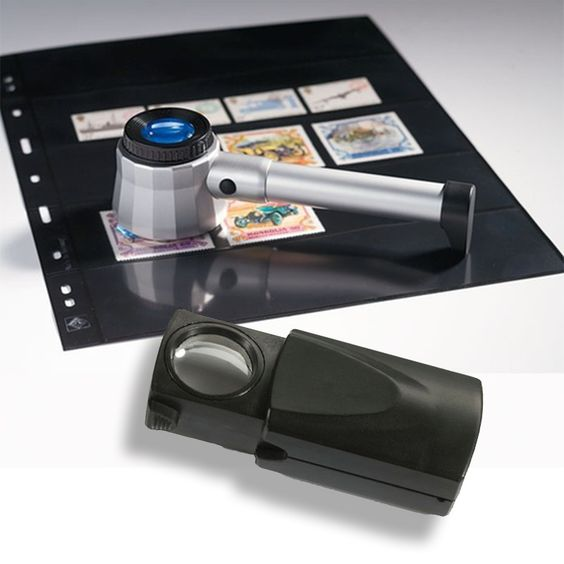 Need to get a closer look? Check out array of different magnifiers!