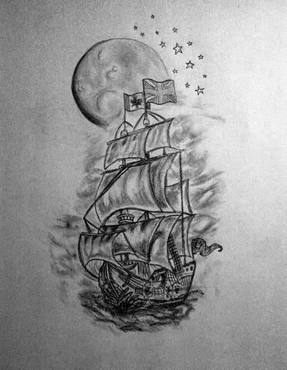 Half sleeve tattoo drawings deviantart more like half for Half sleeve tattoo sketches