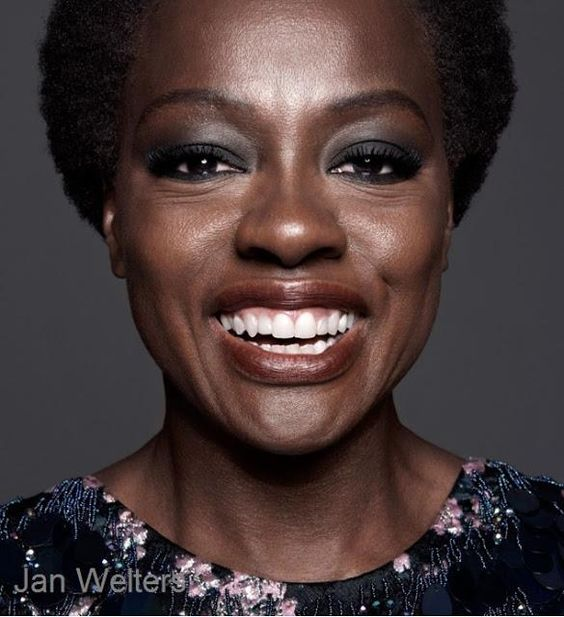 Emmy Award Winner Viola Davis