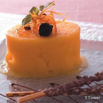 芒果雪泥冰食譜 - 水果類料理 - 楊桃美食網 專業食譜