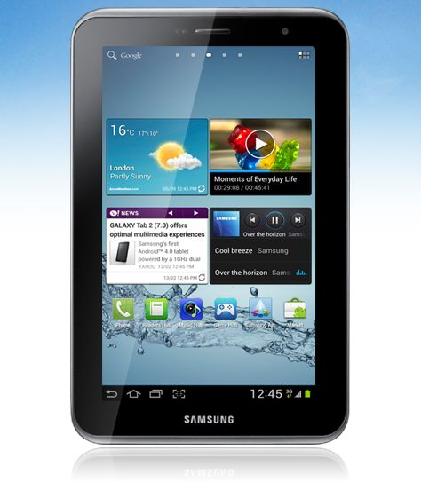 Samsung GALAXY Tab2 7.0 Need this now that pinterest has an awesome android app