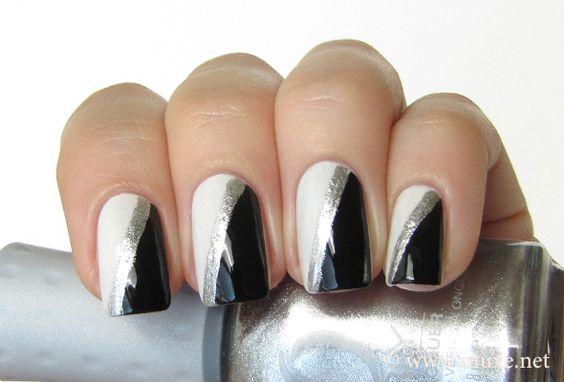 Rezultatele căutării de imagini Google pentru http://www.muxe.net/wp-content/uploads/2012/01/black_and_white_nails_1.jpg