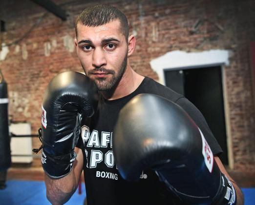 Boxen: Supermittelgewichtler will DM-Titel +++  Emin Atras wichtigster Kampf