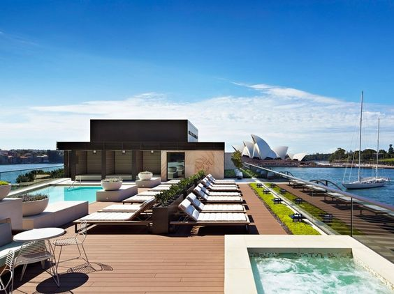 Park Hyatt, Sydney, Australia: Amazing Pools at the Best New Hotels : Condé Nast Traveler