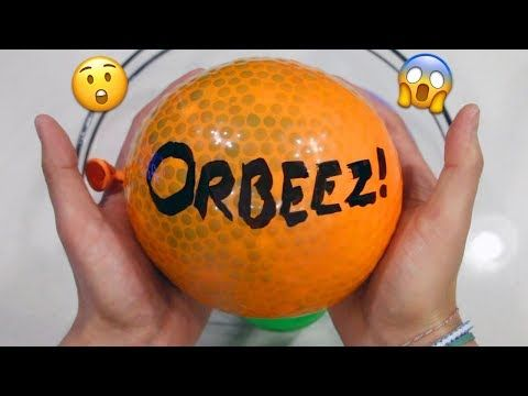 No Glue Slime Testing Dish Soap Slime Recipes Youtube Orbeez