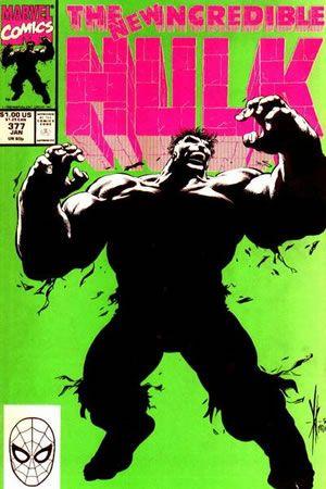 Incredible Hulk #377