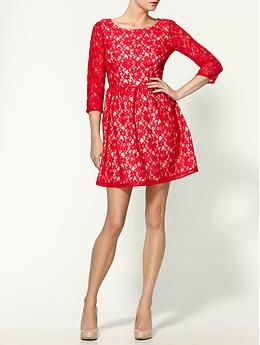 Lizzie Lace Dress - French Connection