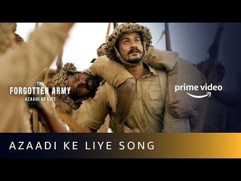 Azaadi Ke Liye Video Song Pritam Arijit Singh Tushar Joshi