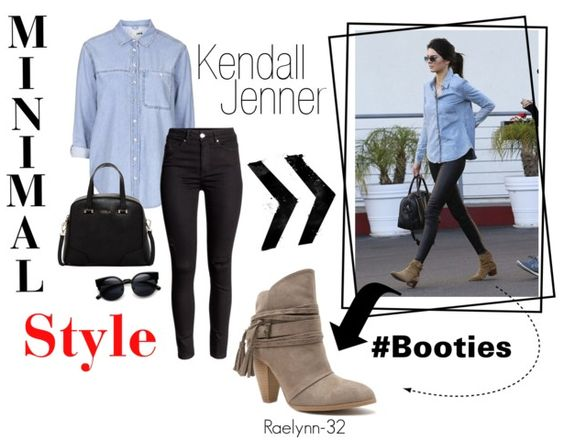 Minimal Style #kendalljenner #style #ootd #sotd #getthelook #trendy #fashion #booties #fashionable #minimal #nowtrending #shoes #fringe #newarrivals #cuteshoes