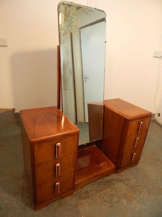 Vintage s dressing mirror full length