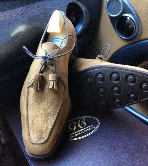 Bespoke from London; George Cleverley
