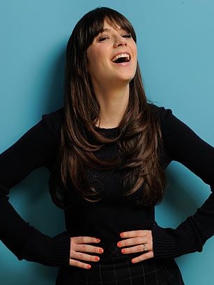 Should Zooey Deschanel be on the TIME 100?