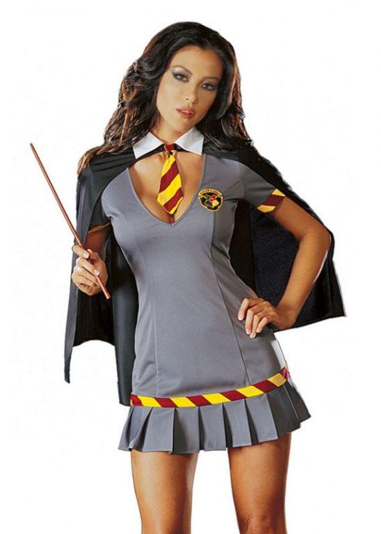 sexy harry potter costume