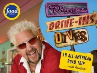 """FOOD! SPECIAL EPISODE! Diners, Drive-ins and Dives """"Kansas City Barbecue Tour"""" 
