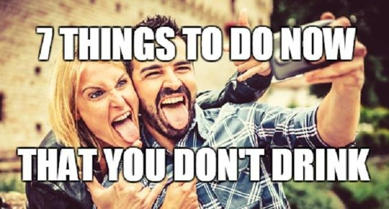 7 Fun Things to Do Instead of Drinking Biggest fears, Sober and - what do you do for fun