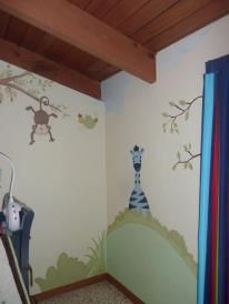 Jungle - baby´s room