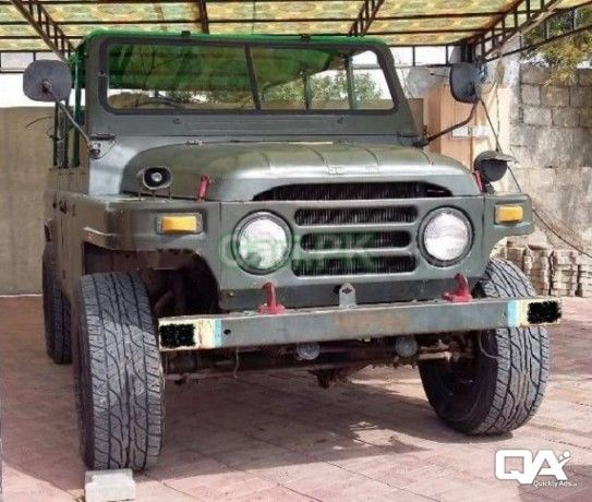 Jeep Bj212 1981 For Sale In Islamabad Islamabad Buy Sell