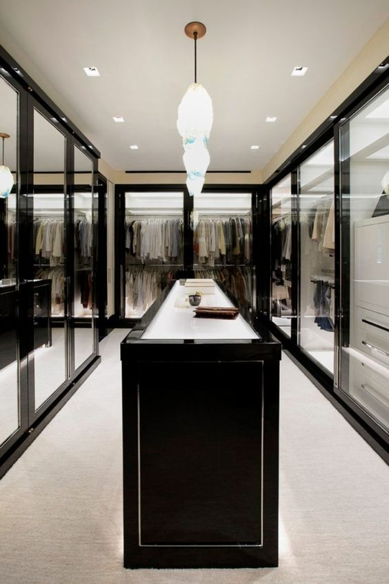 The true definition of luxury. Walk-in closets never fail to add a dose of luxury to a home. ◾ Check our website at porustudio.com or just click on the image to discover our unique luxury furniture pieces. ◾◾ Portuguese craftsmanship and outstanding materials - different aesthetics – luxury lifestyles - interior ideas - interior design – walk in closet - interior furniture – luxury furniture - exclusive design #designideas #luxurylifestyle #designtrends #luxuryhome #interiodesign #homefurniture