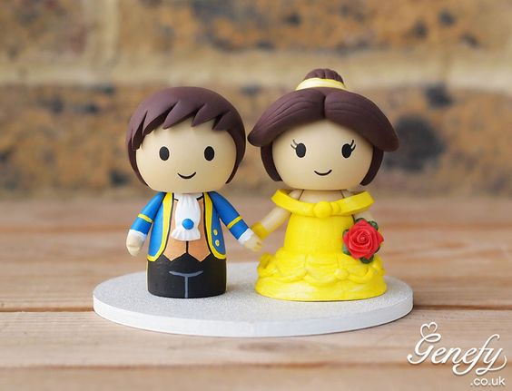 Beauty and The Prince by Genefy Playground https://www.facebook.com/genefyplayground: