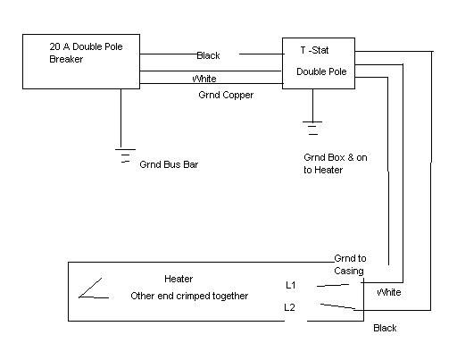 Wiring Diagram For 220 Volt Baseboard Heater Http Bookingritzcarlton Info Wiring Diagram For 220 Volt Baseb Baseboard Heater Diagram Water Heater Thermostat