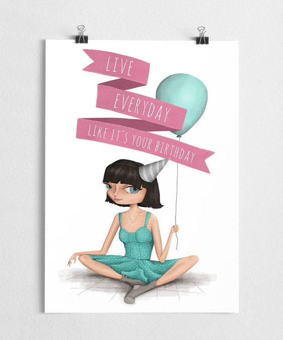 Hey, I found this really awesome Etsy listing at https://www.etsy.com/listing/178358527/art-print-quote-poster-girl-illustration