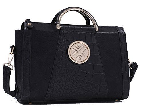 See the acclaimed MyLux® Fashion Designer Office Tote Shoulder Handbag 507580 here at Smart Women Shopping. Available to purchase at a great price for a short time only - don't miss out! Buy MyLux® Fashion Designer Office Tote Shoulder Handbag 507580 securely here now.