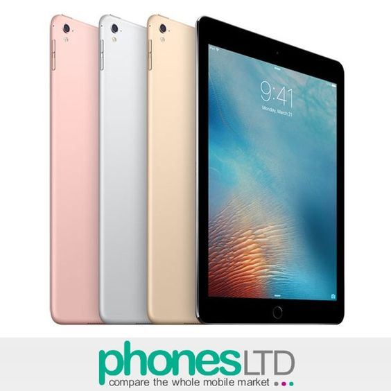 Rose Gold Apple iPad Pro 9.7 32GB 128GB & 256GB compare the cheapest contract prices from all networks at @phoneslimited #appleipad #ipadpro #ipadpro9.7 #appleipadpro #ipadprorosegold #rosegold #goldipad #rosegoldipad >>> http://ift.tt/1WRGEvY