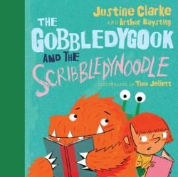 The Gobbledygook and the Scribbledynoodle | Benn's Books