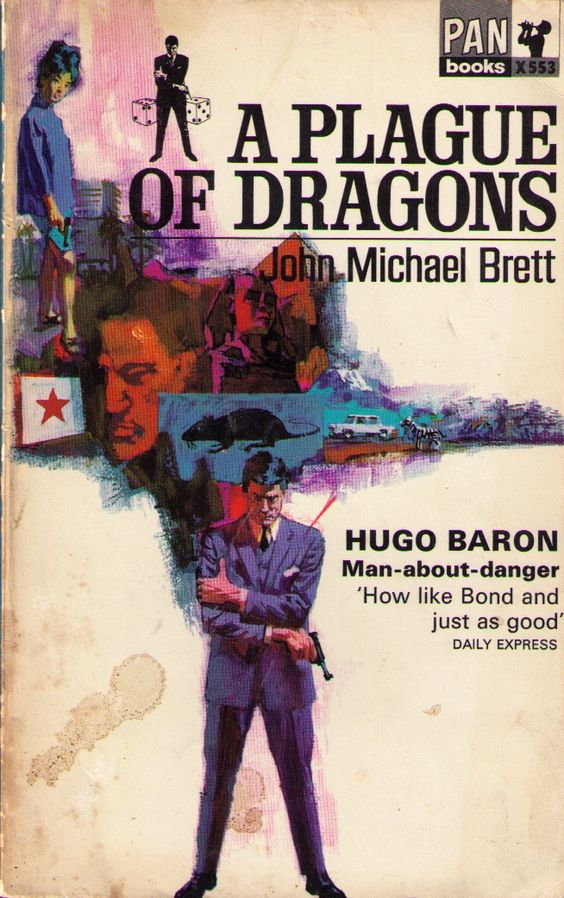 A Plague of Dragons, Pan Books, 1965