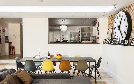 sala e cozinhas integradas - Pesquisa Google