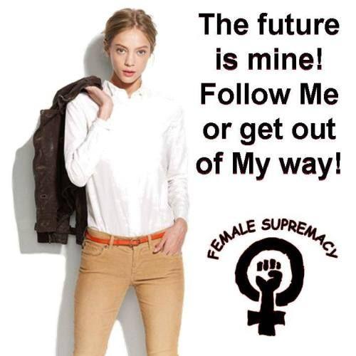 girlsrule1990 — The future is Female