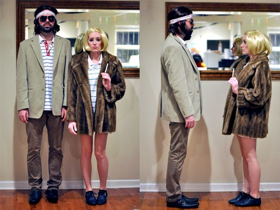 Ritchie and Margot Tenenbaum couples costume | Holiday ...