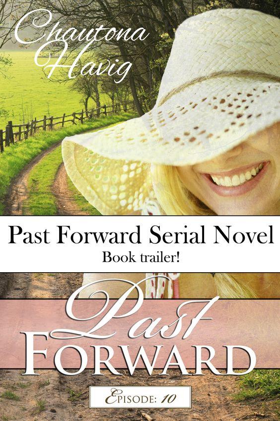 Past Forward Episode 10 Book Trailer