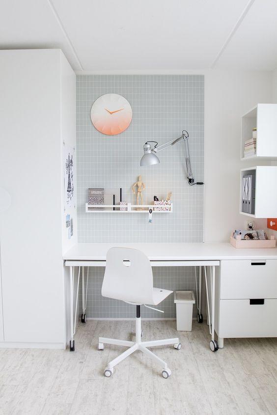 Bureau voor slaapkamer de laatste slaapkamer - Ikea accessoires bureau ...