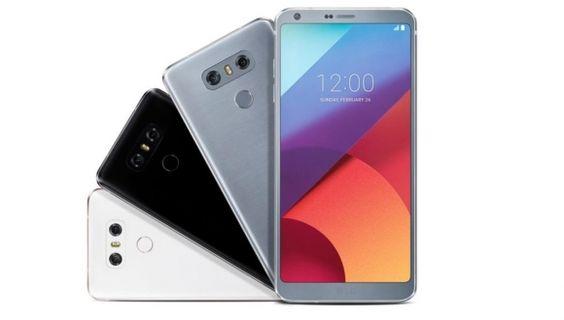 LG G6 Akıllı Telefon