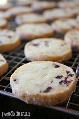 PECADO DA GULA: Cookies e cia.