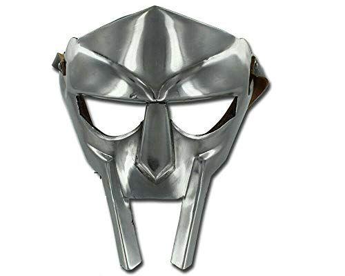 Nauticalmart Mf Doom Rapper Madvillain Gladiator Mask Nau Https Www Amazon Com Dp B018e2k2nu Ref Cm Sw R Pi Dp U X G Gladiator Helmet Mf Doom Mf Doom Mask