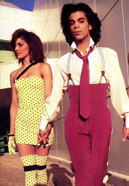 Sheila E and Prince, Lovesexy