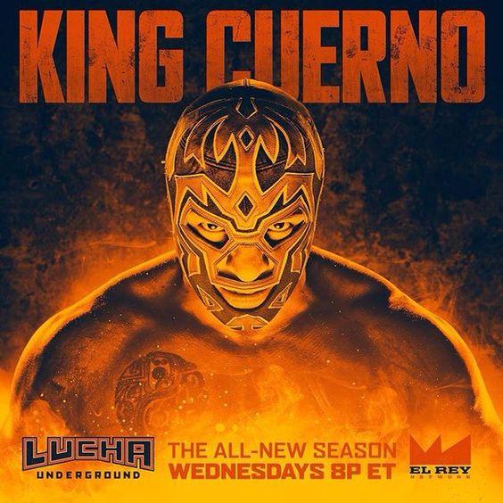 King Cuerno Lucha Underground