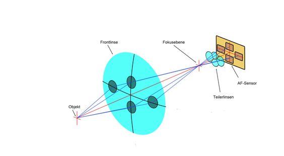In diesem Artikel beschreiben wir Dir ausführlich, wie der Phasen-AF arbeitet und wie er funktioniert. Auch vergleichen wir ihn mit dem Kontrast-AF.