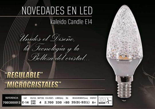 Novedades en bombillas led de diseño