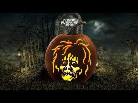 Billy Butcherson Hocus Pocus Pumpkin Pattern By Zombiepumpkins Com Y Pumpkin Carving Halloween Pumpkins Carvings Scary Halloween Decorations Haunted Houses