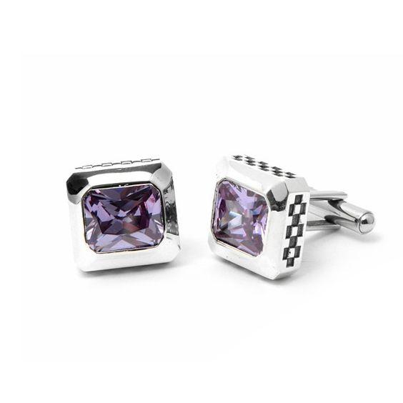 precious gem cuff links by Matt Booth, Room 101 Brand Lifestyle.