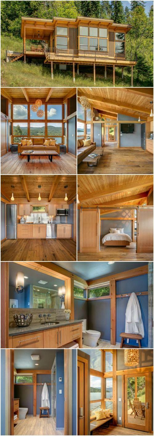 Best 25+ Prefab Tiny Houses Ideas On Pinterest | Prefab Guest House, Prefab  And Container Home Plans Part 84