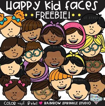 Hello Lovely Friends I Hope You Enjoy This Freebie I M So Grateful For Your Kindness And Support Sending Lots In 2020 Clip Art Freebies Kids Clipart Happy Kids