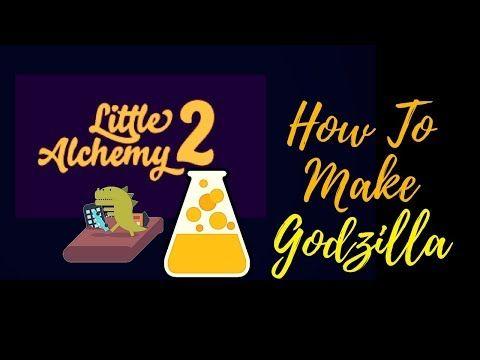 Little Alchemy 2 How To Make Godzilla Or Kaiju Cheats Hints Youtube Little Alchemy Alchemy Godzilla