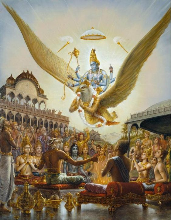 By Sri Nandanandana dasa When we talk about the planet's earliest civilization, we are talking about the world's earliest sophisticated society after the last ice age. This means that according to the Vedic time tables, various forms of civilization have been existing for millions of years