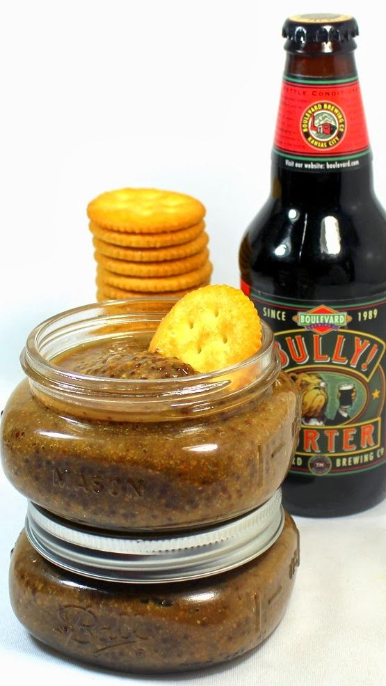 Spicy Brown Beer Mustard A FANTASTIC recipe for a Cook! Sure, makes a ...