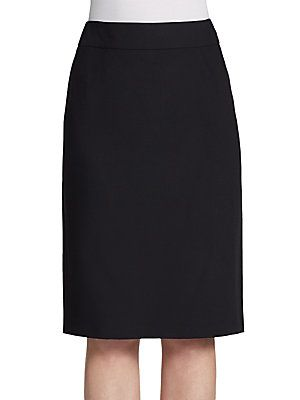 Giorgio Armani Pencil Skirt: works every time