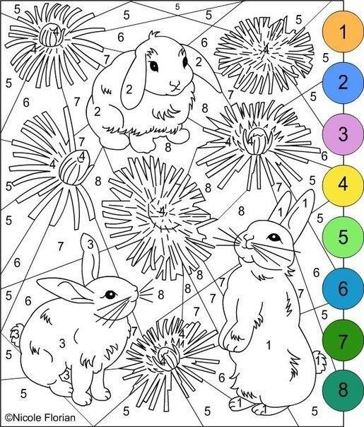 Tipss Und Vorlagen Easter Coloring Pages Bunny Coloring Pages Free Coloring Pages